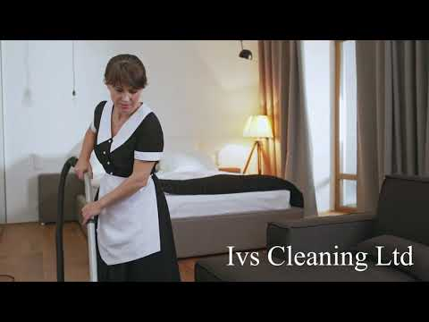 Ivs cleaning Ltd - Video Production by GetWebsite