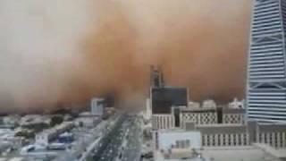 sandstorm in riyadh 02 25 2012 4pm