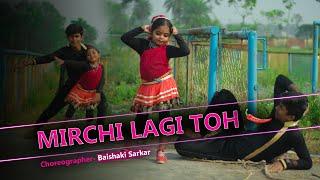 Mirchi Lagi Toh || Coolie No.1 || ARKO & MEGHNA || BDI ||