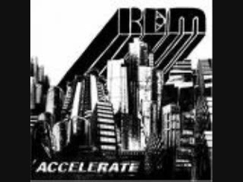 Supernatural Superserious by R.E.M.