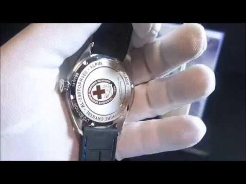 Zegarek Męski Alpina AL-240TOPR4E6 TOPR Limitowana Edycja   E-zegarki.pl
