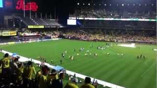 Ecuador vs Chile citi field 2012