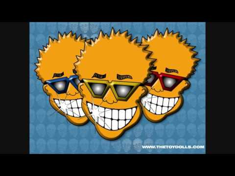 The Toy Dolls (UK) - Covered in Toy Dolls FULL ALBUM 2002