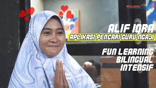 ALIF IQRA | Cara Baru Mencari Guru Ngaji! Fun Learning, Bilingual, Private Class