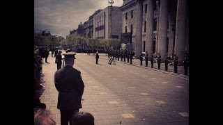 News Report: Easter Rising Commemoration. Sunday April 20th 2014. Reporter:  Zara King.