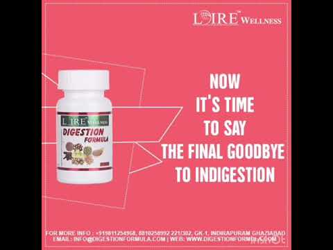 How to Improve Your Digestive Health- Digestion Formula