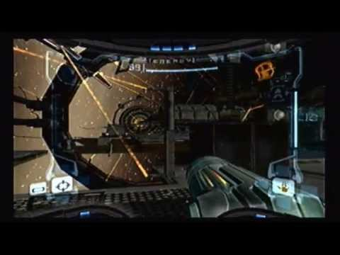 Let's Play Metroid Prime - Episode 1 - The Mysterious Space Vessel