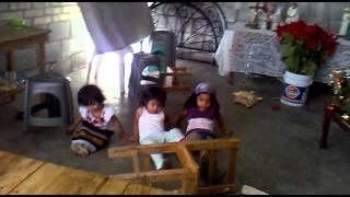 niñas bailando en altepexi