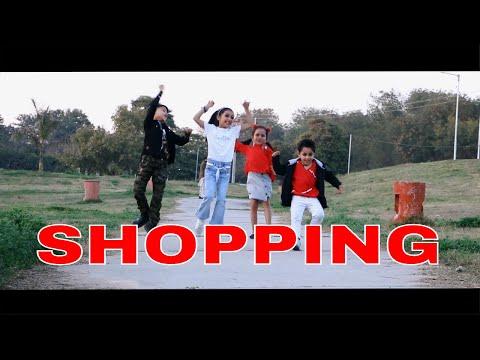 Shopping | Cute Kids Dance Cover Song | Choreography Step2Step Dance Studio | Jass Manak | Sr Media