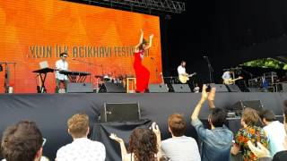 Lola Marsh  Live At Festpark İstanbul 2017