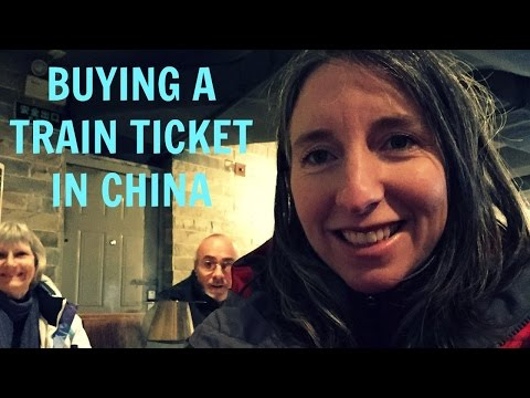 5 tips for buying a train ticket in China