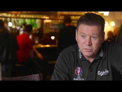 If Carlsberg did substitutions: Chris Waddle Interview