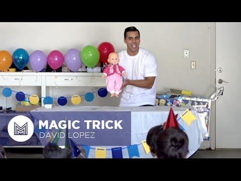 Magic Trick - David Lopez