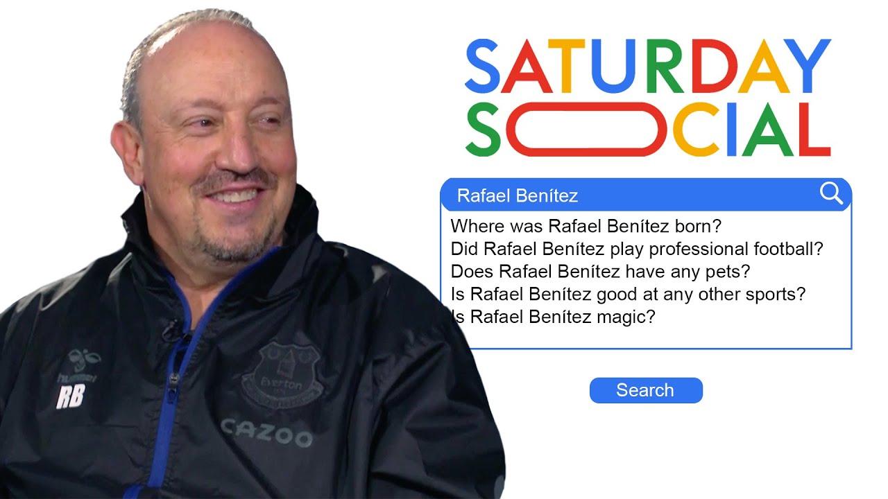 Download Rafael Benítez Answers the Web's Most Searched Questions About Him   Autocomplete Challenge