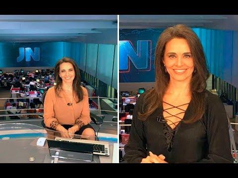 🔴DEMITIDA? Carla Vilhena deixa a Globo após 34 anos 'NEM BONNER ACREDITOU'