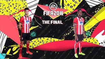 FIFA 20: Ellis Chapman vs Jordan Adebayo-Smith