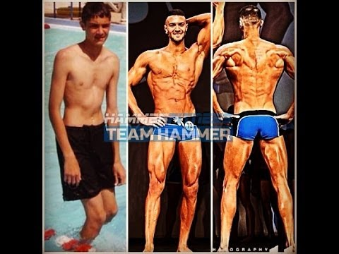 Hammer Fitness Athlete and 20 Year Old Fitness Model