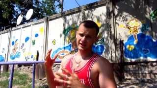 Stas Skochko | Оборот на брусьях вперед Обучалка