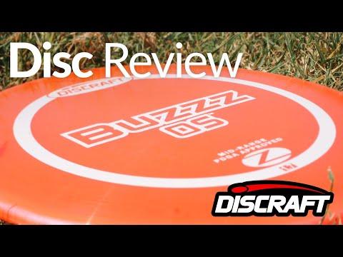 The Buzzz OS | Discraft Disc Review