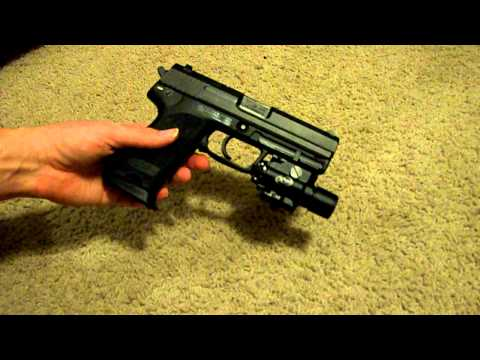 Hk Usp Tactical 45 Overview With Mods Doovi