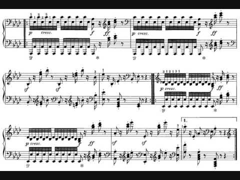 "Beethoven Sonata No. 12 in A-flat Major, Op. 26 3rd Movement ""Funeral March"""
