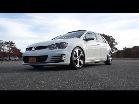 Trading in a GTI for a Golf R