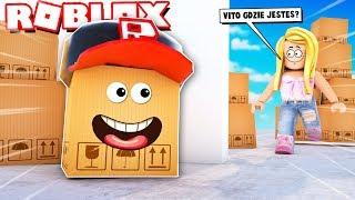 NAJLEPSZY KAMUFLAŻ W ROBLOX! (Roblox Blox Hunt) Vito i Bella