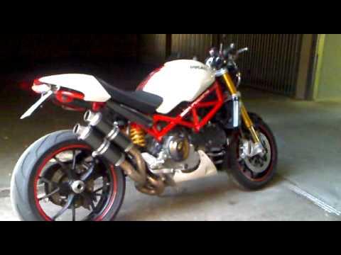 Ducati  Scarico