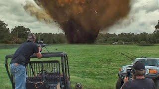 Взрываем дерево! | Разрушительное ранчо | Перевод Zёбры