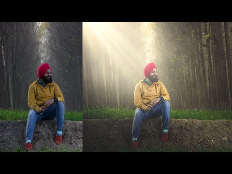 Photoshop Photo Editing & Manipulation Tutorial GS