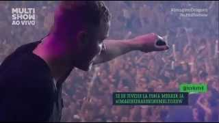 Imagine Dragons - On Top Of The World  Lollapalooza Brasil 2014