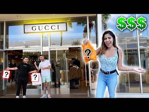 GUESS THE PRICE & ILL BUY IT FOR YOU CHALLENGE!