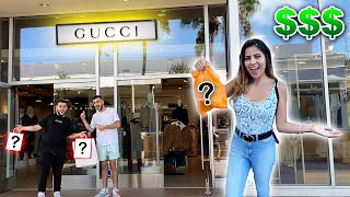 GUESS THE PRICE & I'LL BUY IT FOR YOU CHALLENGE!