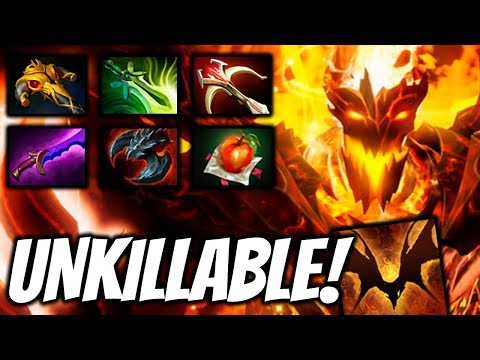 UNKILLABLE NEVERMORE - SHADOW FIEND HIGHLIGHTS DOTA 2