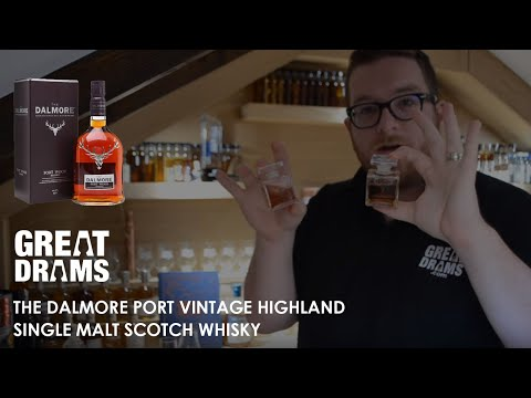 Whisky Review The Dalmore Port Vintage