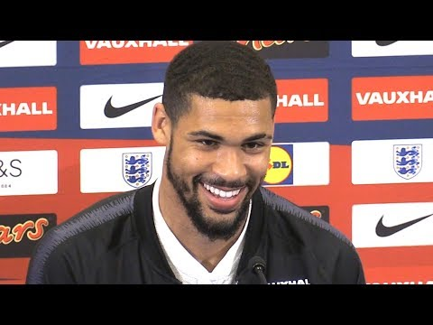 Ruben Loftus-Cheek Full Press Conference - Talks 2018 World Cup Prospects - Russia World Cup 2018
