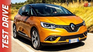 NEW RENAULT SCENIC 1.3 TCe 2018 - FIRST TEST DRIVE