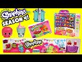 ★SHOPKINS SEASON 4 & PETKINS★ Mega Pack, Glitzi Collector Case,  Blind Bag Limited Edition Hunt KTR