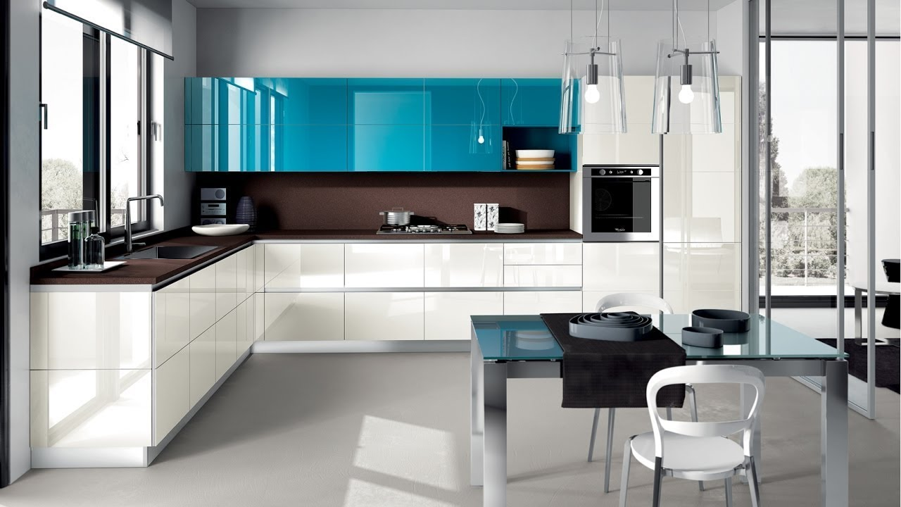 Modern American and European kitchen design collection 10