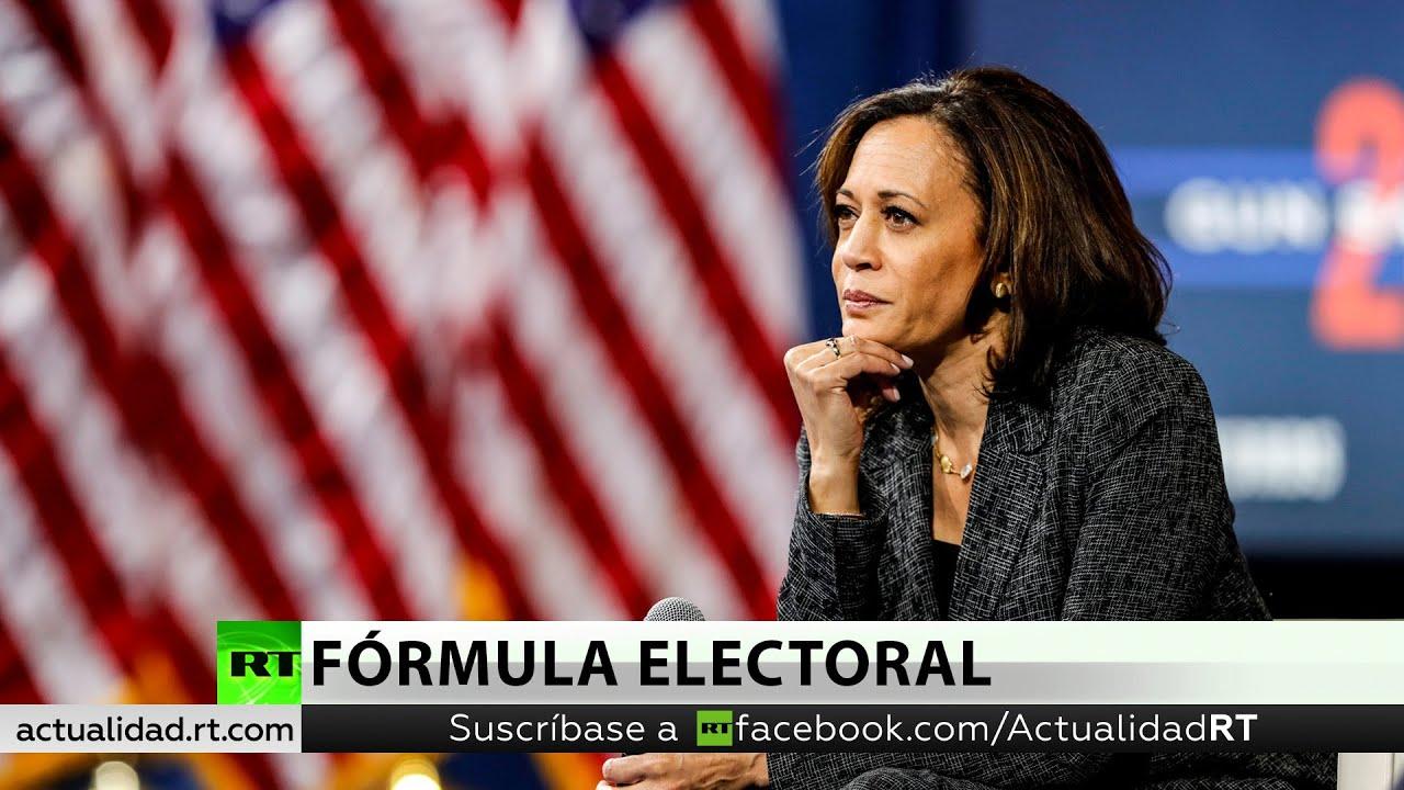 Joe Biden elige a Kamala Harris: quin es la primera mujer negra ...