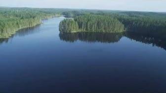 UPM Bonvesta myyntikohde Kontiolahti Suuri-Harijärvi