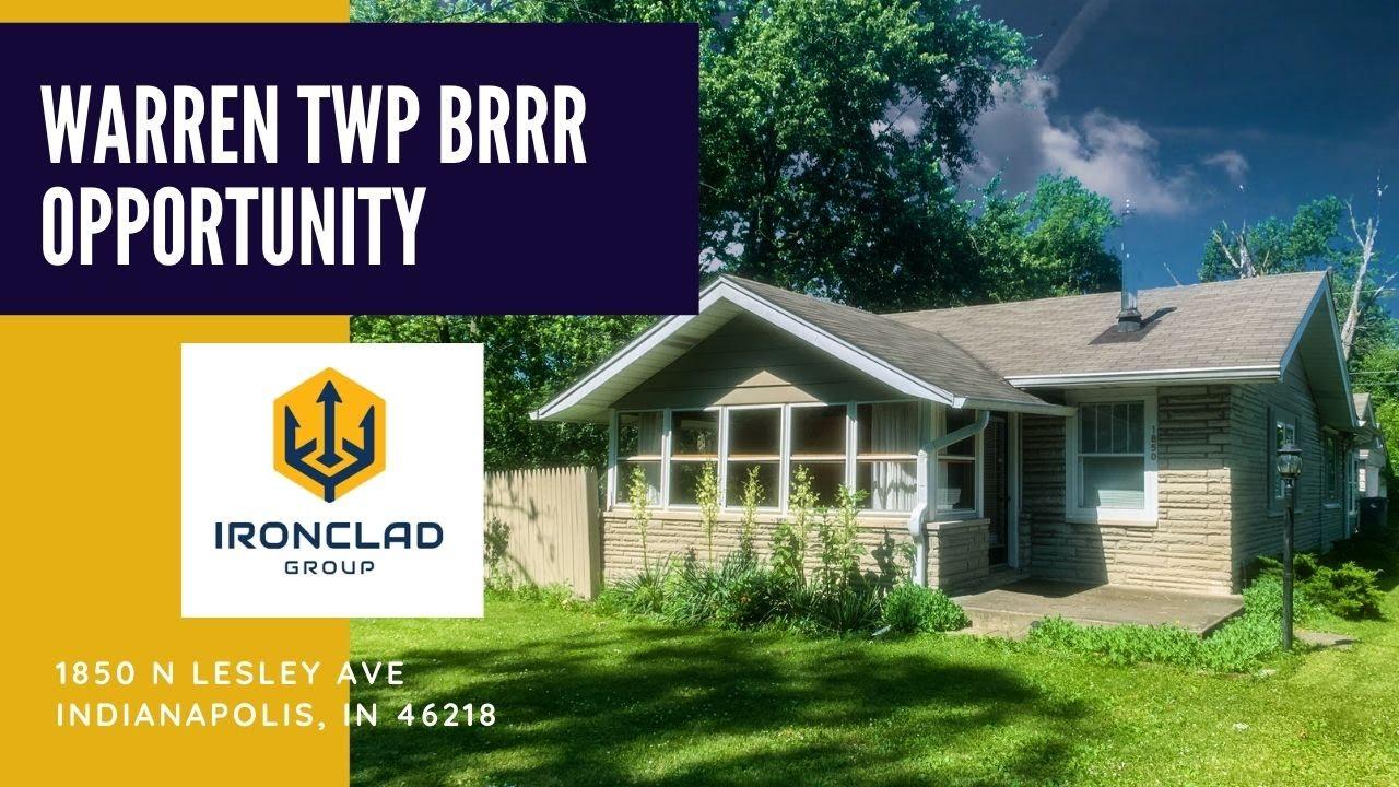 Warren Twp BRRR Opportunity