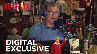American Vandal: Season 2 | St. Bernardine's DeMarcus Tillman Talks With Dan Patrick | Netflix