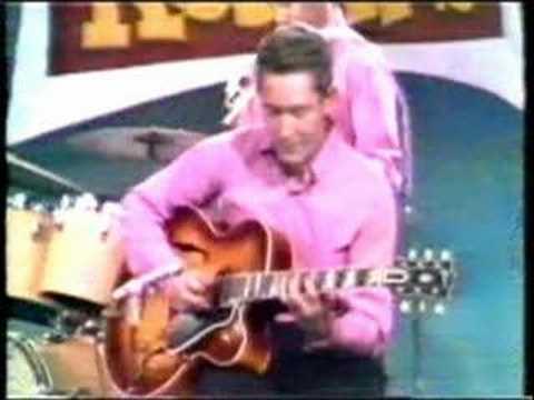 Marty Robbins Singing 'Camelia.'