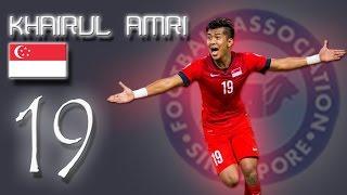 Baixar KHAIRUL AMRI skill & Goal Singapore international footballer LionsXII