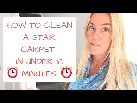How do i clean my carpet cleaner