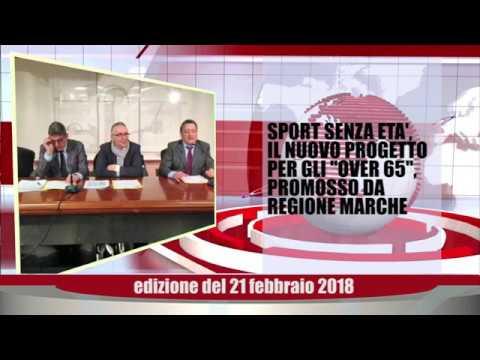 Velluto Notizie Web Tv Senigallia Ed  21 02 2018