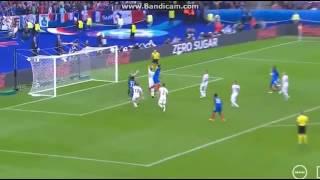 Olivier Giroud goal vs Iceland 5:1  FRANCE VS ICELAND 5:1 GOAL LIVESTREAM