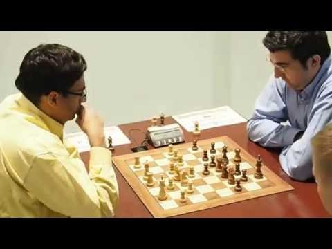 2016-09-25 GM Anand - GM Kramnik Moscow Tal Memorial Blitz