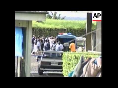 FIJI: MILITARY ACTIVITY AFTER SPEIGHT ARREST MORE